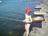 2008 год. Экстрим на рыбалке